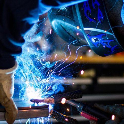 side welding